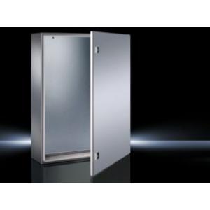 Seinakapp AE 380x380x210mm k,l,s metalluks roostevaba IP66