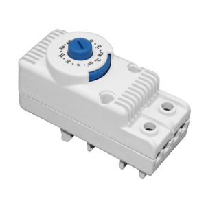 Termostaat ventilaatorile 10A/230V -10ºC/+80ºC