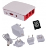 Raspberry Pi RPi-Kit-White Embedded System Kit...