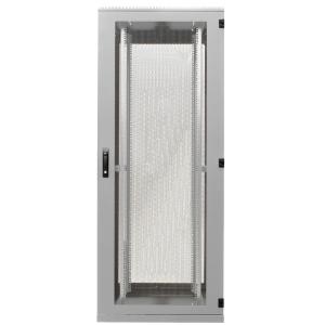 Seadmekapp 42U 1980x600x1000 k,l,s, perforeeritud uksed, kandevõime kuni 1000kg, hall, STANDARD II