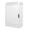 "19""-21"" BKT outdoor cabinet ""DASZ-AL""  22U 850/850/1300 (W/D/H mm) RAL 7035 IP55 (one chamber, single-leaf door, aluminum profile)"