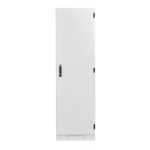 Tööstuslik seadmekapp IP54 42U 2086x800x600 k,l,s, metalluks, sokkel, üks külgsein, hall