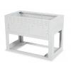 Underground metal plinth BKT 1300/725/600 (W/D/H mm) RAL7035