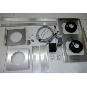 Jahutus/soojendus komplekt välikapile DASZ-AL (2x ventilaatorit, küttekeha 400W, toiteplokk 48VDC, temperatuurirelee) paigaldusega