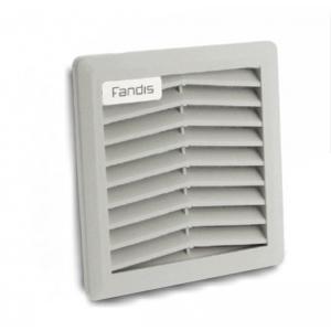Ventilaatori kaitse+filter, hall