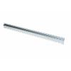 Kaablihoidja vertikaalne 800mm, kaablisidemete kinnitus, metall