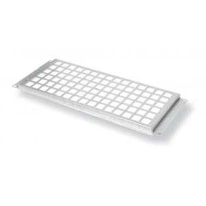Kattepaneel katusele/põrandale filtriga perforeeritud hall 480x176x10mm