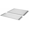 Kattepaneel katusele/põrandale filtriga perforeeritud 8U hall 495mmx495mm