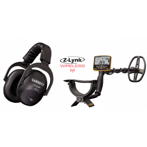 Metallidetektor Garrett ACE APEX + MS3 juhtmevabad kõrvaklapid