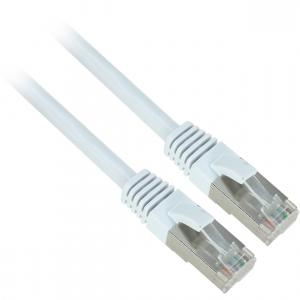 Võrgukaabel Cat6a S/FTP 20.0m LSOH, valge
