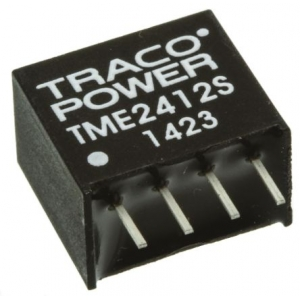 TME 1W Isolated DC-DC Converter Through Hole, Vin ...