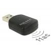 WiFi võrgukaart: USB 3.0, kuni 867Mbps, 5/2.4GHz 802.11n/b/g/ac