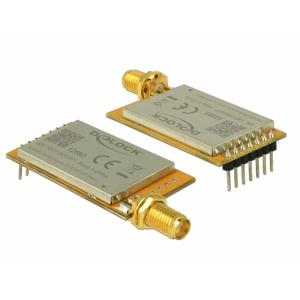 IoT LoRa Radio moodul, 868 MHz 30 dBm TTL (3.3 V), SMA pesa