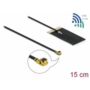 Ringantenn: 2.7 - 3.0 dBi ac/ax/a/h/b/g/n, sisetin...