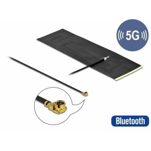 Ringantenn: -0.42 - 5 dBi, 5G LTE, GSM, UMTS, ZigBee, Z-Wave, NB-IoT, WLAN 2.4 GHz, Bluetooth, ISM, DECT, LoRa