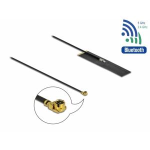 Ringantenn: 1.7-4.7 dBi WLAN ac/ax/a/b/g/n, sisetingimustele, MHF