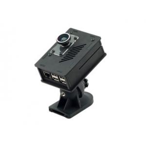 Korpus Raspberry Pi 3´le ja V2 kaamerale, must