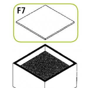 PRE-FILTER F7 MG 130 (5 PCS)