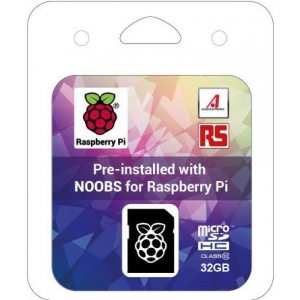 NOOBS Raspberry Pi´le, 32GB