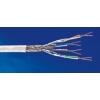 Keerdpaarkaabel Cat7a S/FTP 4x2x0,5 ühekiuline PiMF 1200MHz 22AWG LSFRZH 1000m/rull
