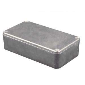 Alumiiniumkarp 1590WN1BK, IP65