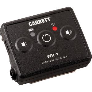 Garrett WR-1 Z-Lynk™ juhtmevabade kõrvaklappide signaali vastuvõtja