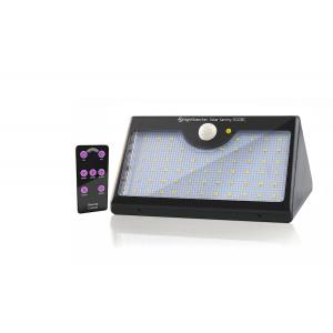 LED valgusti päikesepaneeli, liikumisanduri ja puldiga 1100 lm, IP65, 3,7 V 7800 mAh Li-ion aku