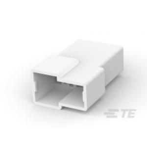 Faston tab housing 2-ne pesa 6,35mm