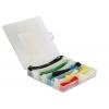 Kaablisidemed 100 - 230mm, 600tk, värvilised