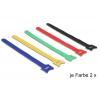 Kaablisidemed 200 x 12mm, värvilised 10tk/pk