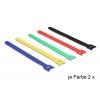 Kaablisidemed 240 x 12mm, värvilised 10tk/pk