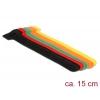 Kaablisidemed 150 x 12mm värvilised 10tk/pk...