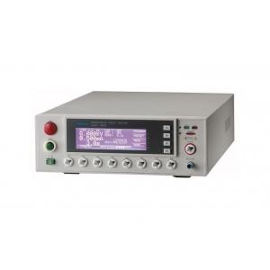 Hipot Tester (AC/DC/IR/4CH SCAN)
