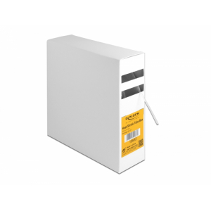 Termorüüs 1.2/2:1 -55 °C kuni 125 °C, 15.0m, läbipaistev