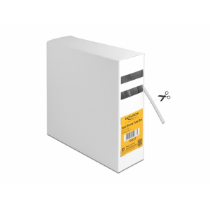 Termorüüs 2.4/2:1 -55 °C kuni 125 °C, 15.0m, läbipaistev