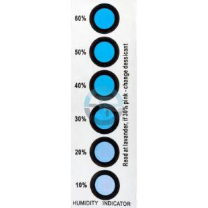 Niiskuseindikaator 6 SPOTS (10-20-30-40-50-60%) - 200tk purgis