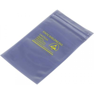 Metal-In kilekott 457 x 610mm, 100tk. ZIP lock