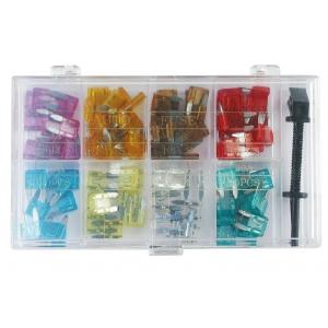 Auto kahvelkaitsmete komplekt mini 100tk + 1tk tööriist