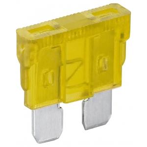 Auto kahvelkaitse 20A, kollane 6tk
