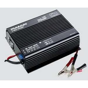 Akulaadija pliiakudele 198-264VAC 12V 20A 3-step