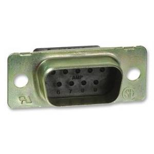 D9M HDP-20 pistik, ilma kontaktideta