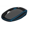 USB PS/2 Optical Mouse - Black 800/1600dpi Optical Sensor