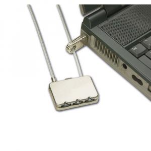 Sülearvuti lukk (4mm) 1.6m