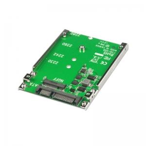 Üleminek M.2 (NGFF) SSD - 2.5 SATA-le