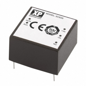 XP POWER - ECE05US12 - POWER SUPPLY, 12V, 0.41A, 5W, PCB