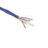 Keerdpaarkaabel Cat6a U/UTP 4x2x0,5 ühekiuline 23AWG LSZH sinine 305m/rull