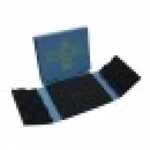 Antistaatiline pappkarp mikroskeemile 120x100x15mm