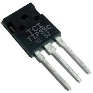 Transistor TIP35C NPN 25 A, 100 V, TO-247