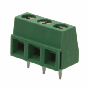 PK5003 3-ne klemm PCB, R=5mm