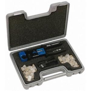 Telemaster tööriistakomplekt RJ11/RJ45 + UTP/Coax kaablikoorija